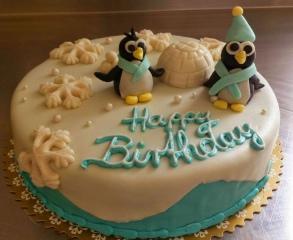 Pinguin_Winter_Torte