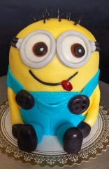 Minion_Torte