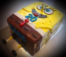 Spongebob_Torte