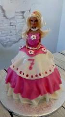 Torte_Binz_Ruegen_Barbie_Prinzessin