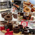 Baumkuchenproduktion